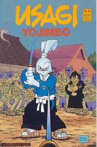 Cover Thumbnail for Usagi Yojimbo (Fantagraphics, 1987 series) #26