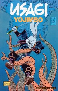 Cover Thumbnail for Usagi Yojimbo (Fantagraphics, 1987 series) #27