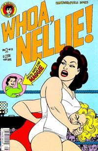 Cover Thumbnail for Whoa, Nellie! (Fantagraphics, 1996 series) #2