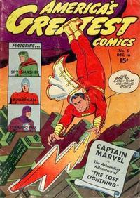 Cover Thumbnail for America's Greatest Comics (Fawcett, 1941 series) #5