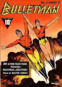 Cover Thumbnail for Bulletman (Fawcett, 1941 series) #3