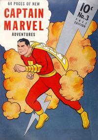 Cover Thumbnail for Captain Marvel Adventures (Fawcett, 1941 series) #3