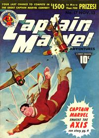 Cover Thumbnail for Captain Marvel Adventures (Fawcett, 1941 series) #17