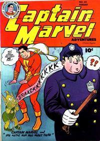 Cover Thumbnail for Captain Marvel Adventures (Fawcett, 1941 series) #64