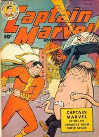 Cover Thumbnail for Captain Marvel Adventures (Fawcett, 1941 series) #65
