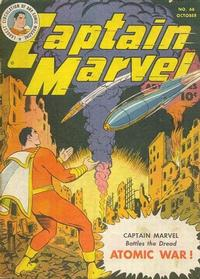 Cover Thumbnail for Captain Marvel Adventures (Fawcett, 1941 series) #66