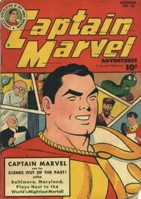 Cover Thumbnail for Captain Marvel Adventures (Fawcett, 1941 series) #68