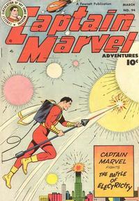 Cover Thumbnail for Captain Marvel Adventures (Fawcett, 1941 series) #94