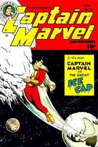 Cover Thumbnail for Captain Marvel Adventures (Fawcett, 1941 series) #95