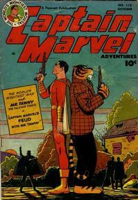 Cover Thumbnail for Captain Marvel Adventures (Fawcett, 1941 series) #113