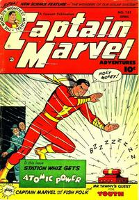 Cover Thumbnail for Captain Marvel Adventures (Fawcett, 1941 series) #131