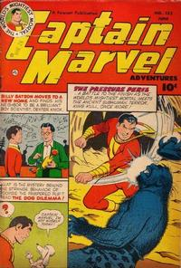 Cover Thumbnail for Captain Marvel Adventures (Fawcett, 1941 series) #133