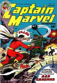 Cover Thumbnail for Captain Marvel Adventures (Fawcett, 1941 series) #139