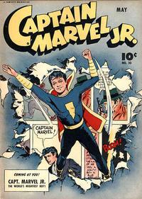 Cover Thumbnail for Captain Marvel Jr. (Fawcett, 1942 series) #30