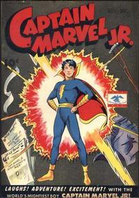 Cover Thumbnail for Captain Marvel Jr. (Fawcett, 1942 series) #33