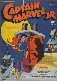 Cover Thumbnail for Captain Marvel Jr. (Fawcett, 1942 series) #46