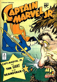 Cover Thumbnail for Captain Marvel Jr. (Fawcett, 1942 series) #47