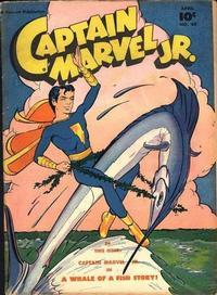 Cover Thumbnail for Captain Marvel Jr. (Fawcett, 1942 series) #48