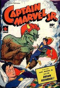 Cover Thumbnail for Captain Marvel Jr. (Fawcett, 1942 series) #49