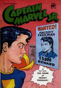 Cover Thumbnail for Captain Marvel Jr. (Fawcett, 1942 series) #50