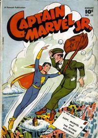 Cover Thumbnail for Captain Marvel Jr. (Fawcett, 1942 series) #52