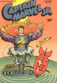 Cover Thumbnail for Captain Marvel Jr. (Fawcett, 1942 series) #53