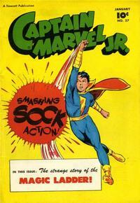 Cover Thumbnail for Captain Marvel Jr. (Fawcett, 1942 series) #57