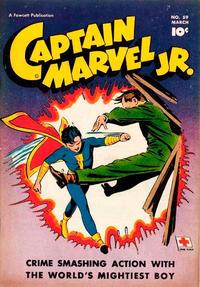 Cover Thumbnail for Captain Marvel Jr. (Fawcett, 1942 series) #59
