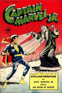 Cover Thumbnail for Captain Marvel Jr. (Fawcett, 1942 series) #63