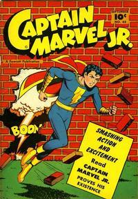 Cover Thumbnail for Captain Marvel Jr. (Fawcett, 1942 series) #65