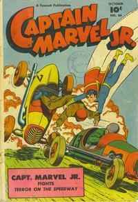 Cover Thumbnail for Captain Marvel Jr. (Fawcett, 1942 series) #66