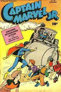 Cover Thumbnail for Captain Marvel Jr. (Fawcett, 1942 series) #68