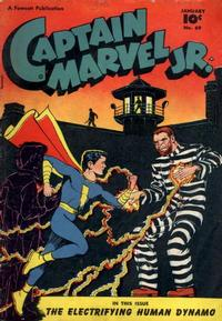 Cover Thumbnail for Captain Marvel Jr. (Fawcett, 1942 series) #69