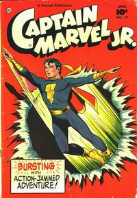 Cover Thumbnail for Captain Marvel Jr. (Fawcett, 1942 series) #72