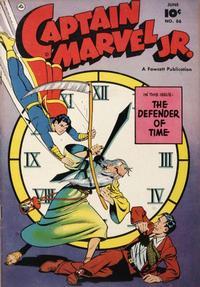 Cover Thumbnail for Captain Marvel Jr. (Fawcett, 1942 series) #86