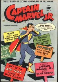Cover Thumbnail for Captain Marvel Jr. (Fawcett, 1942 series) #88