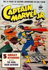 Cover Thumbnail for Captain Marvel Jr. (Fawcett, 1942 series) #96