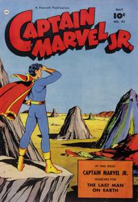 Cover Thumbnail for Captain Marvel Jr. (Fawcett, 1942 series) #97