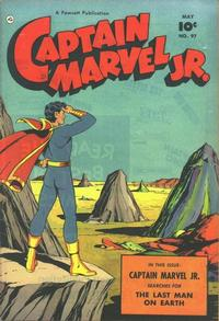 Cover for Captain Marvel Jr. (Fawcett, 1942 series) #97