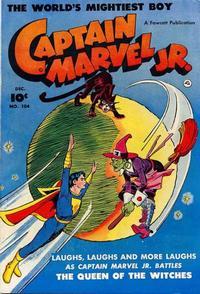 Cover Thumbnail for Captain Marvel Jr. (Fawcett, 1942 series) #104