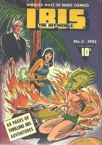 Cover Thumbnail for Ibis (Fawcett, 1943 series) #2