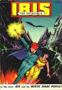 Cover Thumbnail for Ibis (Fawcett, 1943 series) #4
