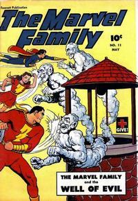Cover Thumbnail for The Marvel Family (Fawcett, 1945 series) #11