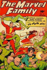 Cover Thumbnail for The Marvel Family (Fawcett, 1945 series) #27