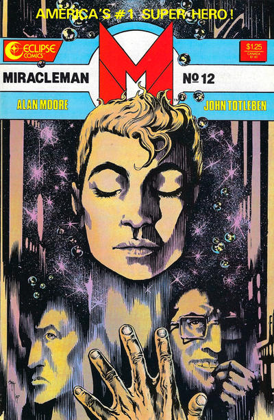 Cover for Miracleman (Eclipse, 1985 series) #12