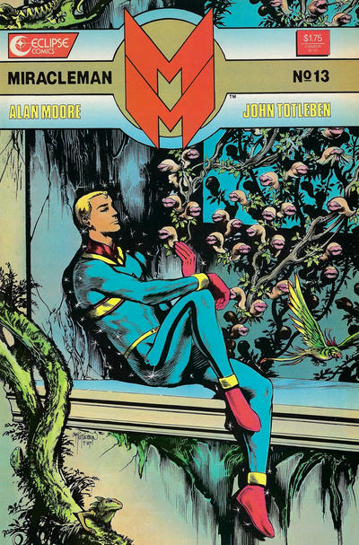 Cover for Miracleman (Eclipse, 1985 series) #13
