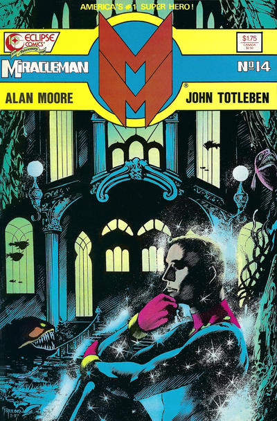 Cover for Miracleman (Eclipse, 1985 series) #14
