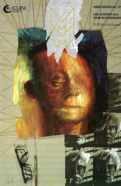 Cover for Miracleman (Eclipse, 1985 series) #19