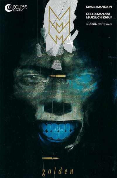 Cover for Miracleman (Eclipse, 1985 series) #21