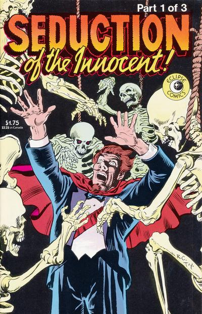 Cover for Seduction of the Innocent (Eclipse, 1985 series) #1